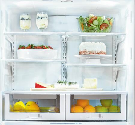 Electrolux Ei28bs80ks 36 Inch French Door Refrigerator