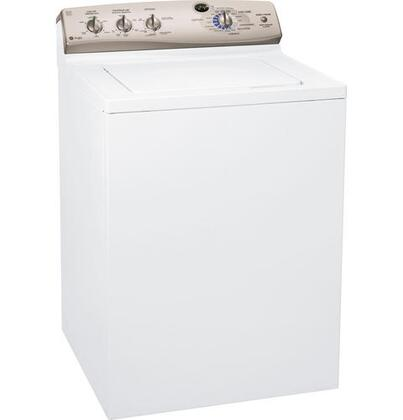 Ge Wpre6150kwt Profile 27 Inch Top Load Washer With 4 1 Cu