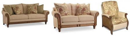 Hooker Furniture 112552013KIT2 Windward Living Room Sets