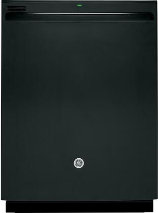 "GE GDT550HGDBB 24"" Built-In Fully Integrated Dishwasher"