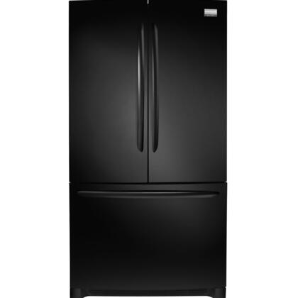 "Frigidaire FGHN2866P Gallery 36"" French Door Refrigerator with 27.6 cu. ft. Capacity, Adjustable Storage, Effortless Glide Crisper Drawers, PureAir Ultra Filters and Express-Select Controls:"