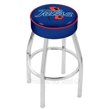 Holland Bar Stool L8C125TULSAU Residential Vinyl Upholstered Bar Stool