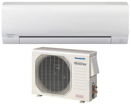 Panasonic KE36NKU Wall Mounted Air Conditioner Cooling Area,