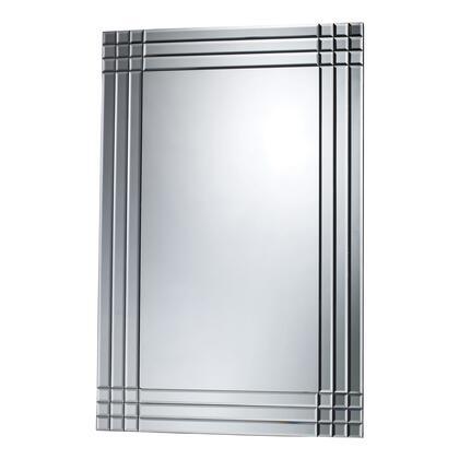 Sterling DM1942 Darien Series Rectangle Portrait Wall Mirror
