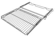 Fulgor Milano FMTR Telescopic rack kit in Stainless Steel/Chrome:
