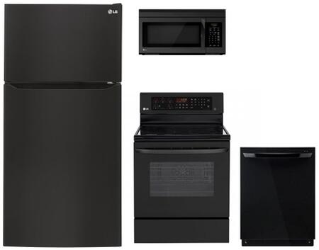 LG 729089 Kitchen Appliance Packages