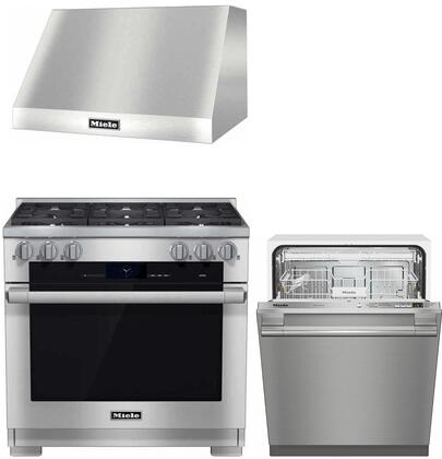 Miele 736743 M-Touch Kitchen Appliance Packages