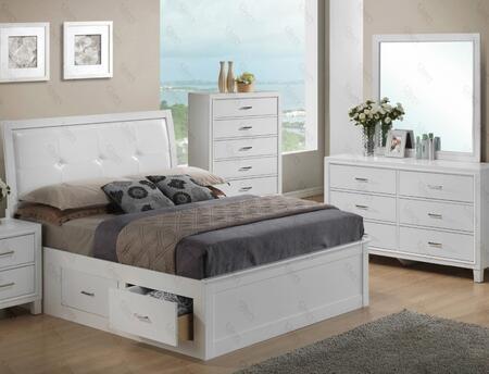 Glory Furniture G1275BKSBDM G1275 King Bedroom Sets