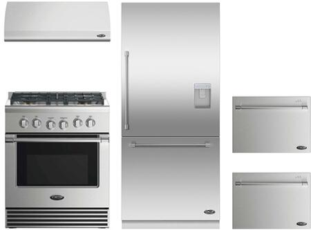 DCS 719899 Kitchen Appliance Packages