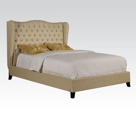 Acme Furniture 20650Q Faye Series  Queen Size Platform Bed
