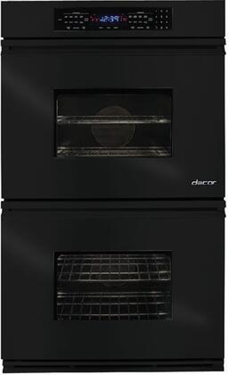 "Dacor MORD227B 27"" Double Wall Oven"