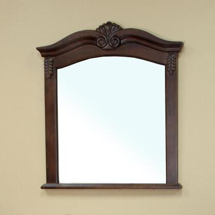 Bellaterra Home 202016AMIRROR  Rectangular Portrait Bathroom Mirror