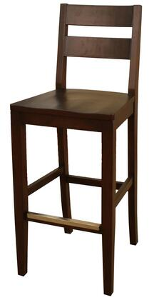 American Heritage 130813SR1 Tyler Series Residential Not Upholstered Bar Stool