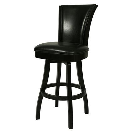 Pastel Furniture QLGL2192 Glenwood 30 in. Bar Height Swivel Barstool