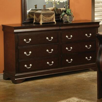 Coaster 203983N Wiseman Louis Philippe Series Wood Dresser