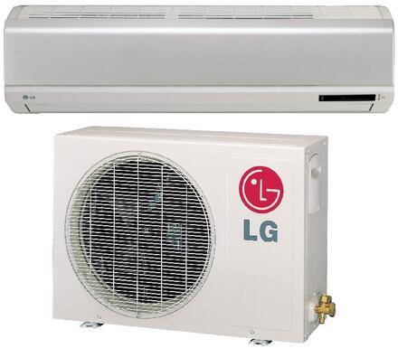 LG LS122HE Mini Split Air Conditioner Cooling Area,