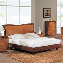 Global Furniture USA NEWYORKQB New York Series  Queen Size Bed