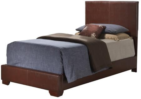 Glory Furniture G1855TBUP  Twin Size Panel Bed