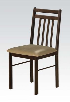 Acme Furniture 02981 Copenhagen Series Fabric Dining Room Chair
