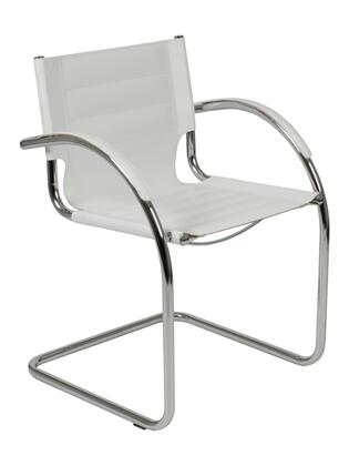 Euro Style 00384 Daniela Series  Dining Room Chair