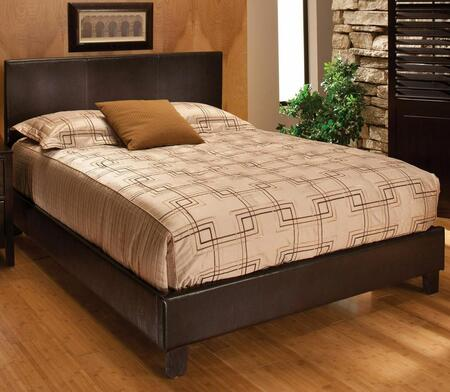 Hillsdale Furniture 1611BQR Harbortown Series  Queen Size Platform Bed