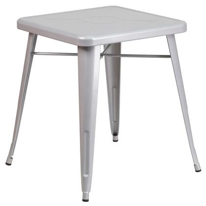 "Flash Furniture CH3133029SILGG 27.75"" Bistro Table"
