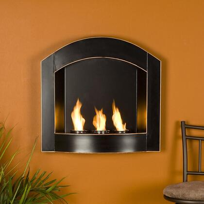 Holly & Martin 37237058401 Wall Mountable Gel Fuel Fireplace