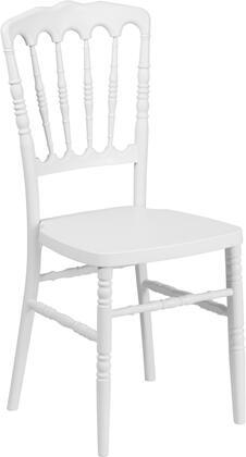 Flash Furniture LELMONWHGG Hercules Series  Wood Frame Dining Room Chair