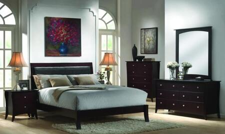 Donco AB006T  Twin Size Platform Bed