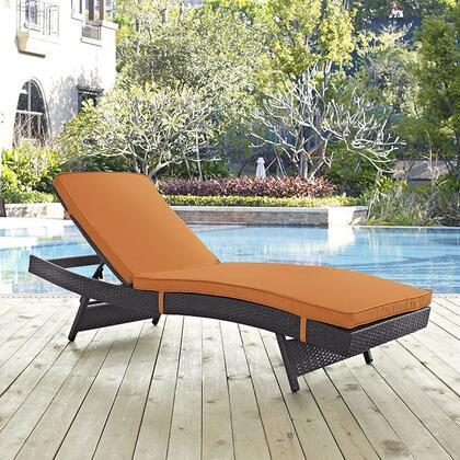 "Modway EEI2179EXPORA 78.5"" Water Resistant Lounge Chair"