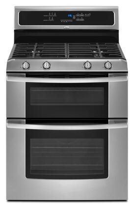 Whirlpool GGG388LXS Gold Series Gas Freestanding