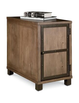 Lane Furniture 1201508 Ryan Series Traditional Rectangular End Table
