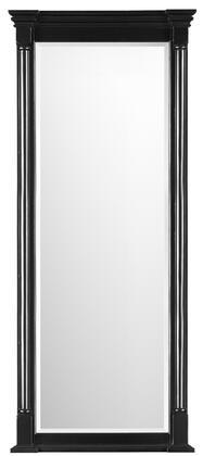 Magnussen B195849 Regan Series Rectangular Portrait Dresser Mirror