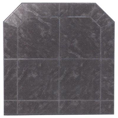 "Hudson River HRS36 36"" X 36"" HEARTH BOARDS Wall Stoveboard DL"