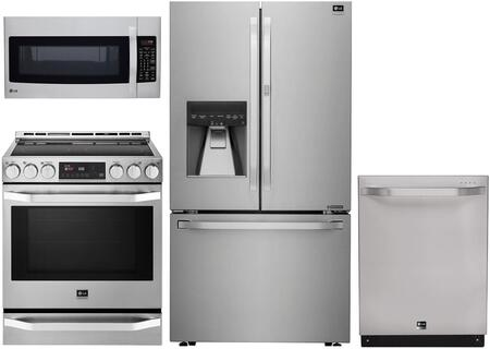 LG Studio 735632 Kitchen Appliance Packages