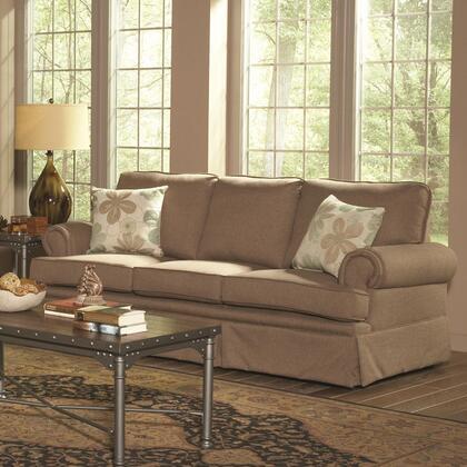 Coaster 504121 Genevieve Series Stationary Fabric Sofa