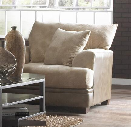 Jackson Furniture 444201 Barkley Collection Oversized Chair In X Fabric