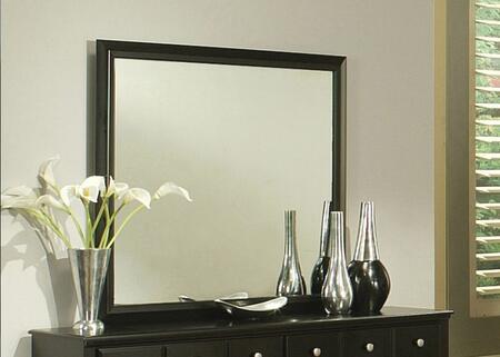 Sandberg 33410 Elena Series Square Both Dresser Mirror