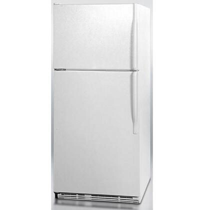 Summit CTR17  Refrigerator with 16.5 cu. ft. Capacity in White