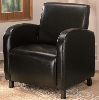 Coaster 900334 Accent Seating Series Armchair Wood Frame Accent Chair