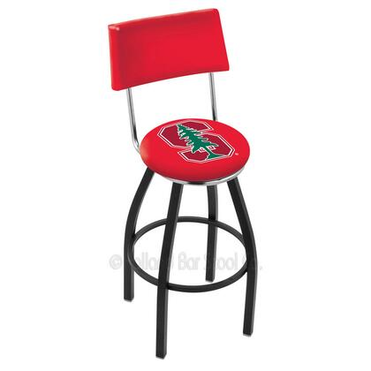 Holland Bar Stool L8B430STNFRD Residential Vinyl Upholstered Bar Stool