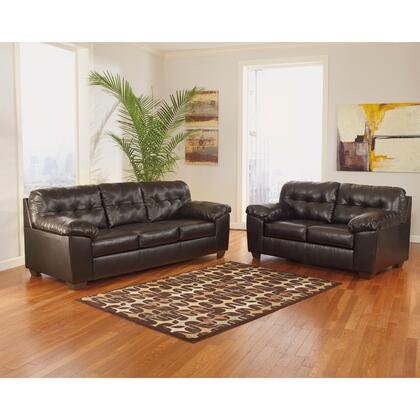 Flash Furniture FSD2399SETCHOGG Faux Leather  Loveseat
