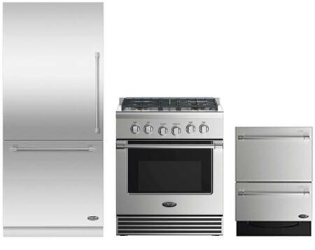 DCS 736332 Kitchen Appliance Packages