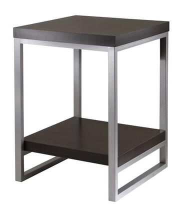 Winsome 93418 Jared Series  End Table