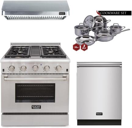 Kucht 810579 Kitchen Appliance Packages