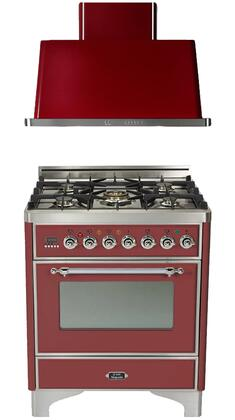 Ilve 664815 Majestic Kitchen Appliance Packages