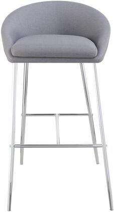 Coaster 102525 Dining Chairs and Bar Stools Series Residential Fabric Upholstered Bar Stool