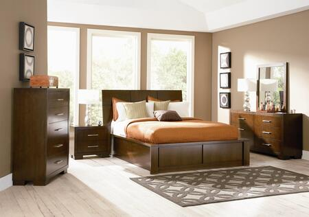 Coaster 200718KESET4 King Bedroom Sets