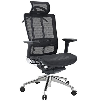 "Modway EEI146BLK 26"" Adjustable Contemporary Office Chair"