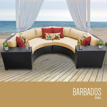 BARBADOS 04c SESAME